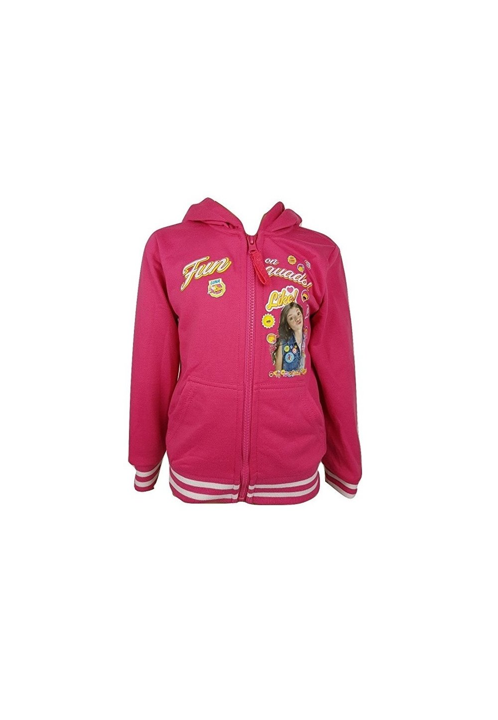 Bluza de trening, Soy Luna, roz imagine