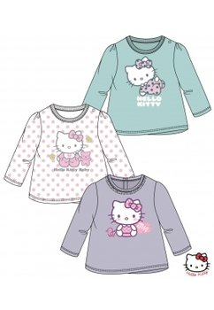 Bluza Disney Hello Kitty cu buline