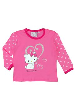 Bluza fete, Charmmykitty roz inchis