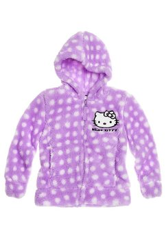 Bluza fleece, Hello Kitty, mov