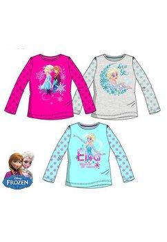 Bluza Frozen, gri, Fulgi de zapada