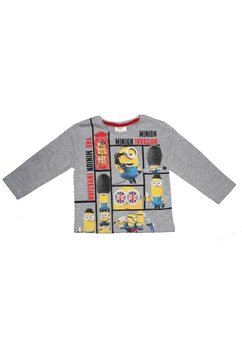 Bluza gri deschis, The Minion Invasion