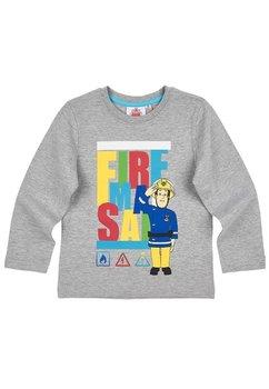 Bluza gri, Fireman