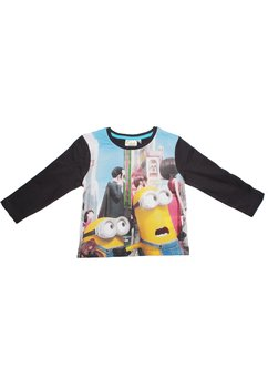 Bluza gri inchis, The Minion Invasion