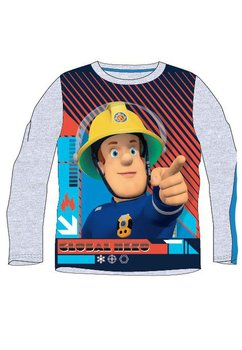 Bluza gri, Pompierul Sam