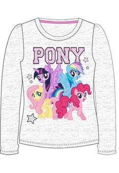 Bluza gri, Pony