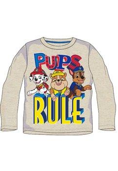 Bluza gri, Pups rule