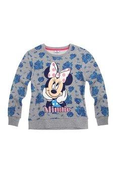 Bluza groasa Minnie gri