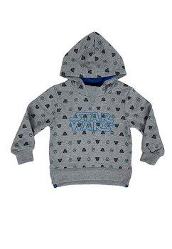 Bluza groasa, Star wars, gri