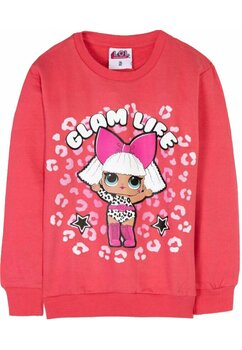 Bluza, LOL, Glam life, roz