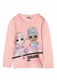 Bluza LOL, Share the Sparkle, roz deschis