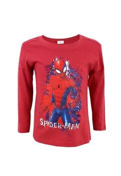 Bluza maneca lunga, Spider Man, rosie