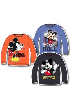 Bluza Mickey, gri