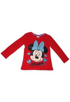Bluza Minnie Mouse, rosie