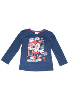 Bluza Minnie Mouse So British bluemarin