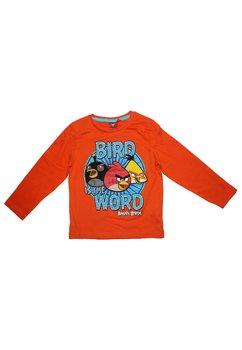 Bluza portocalie, Bird word