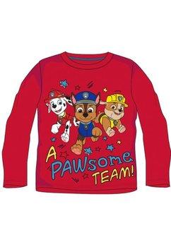 Bluza, rosie, A pawsome team