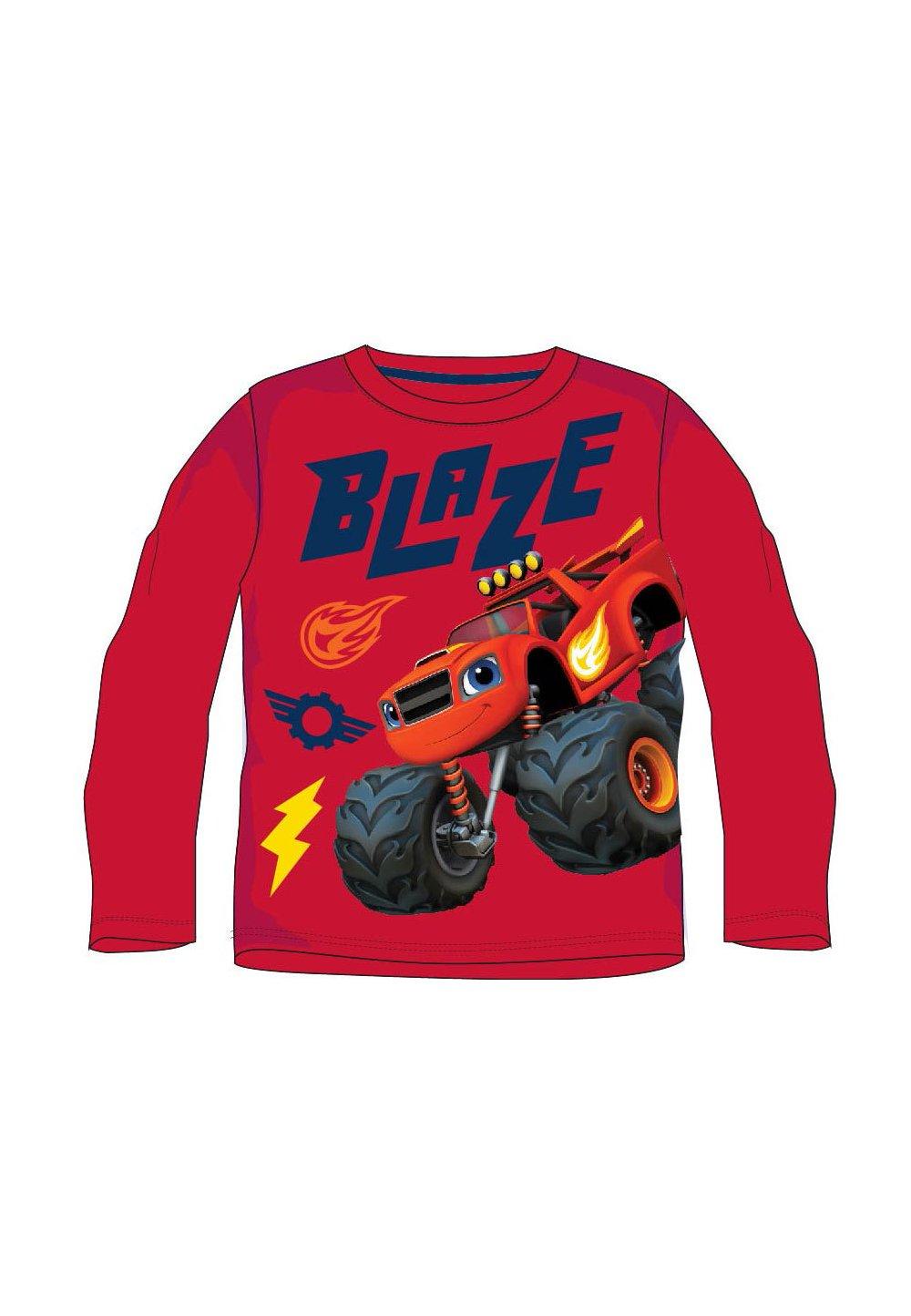 Bluza, rosie, Blaze