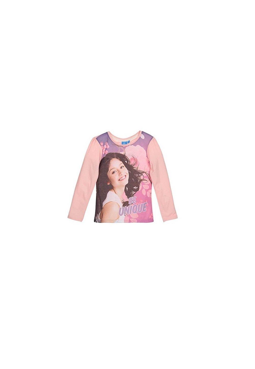 Bluza roz deschis, Soy Luna, Be unique imagine