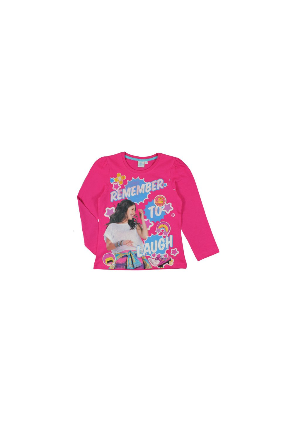 Bluza roz, Soy Luna, remember imagine