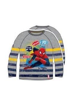 Bluza Spider man, stuck on you, gri