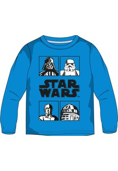 Bluza Star Wars, albastra