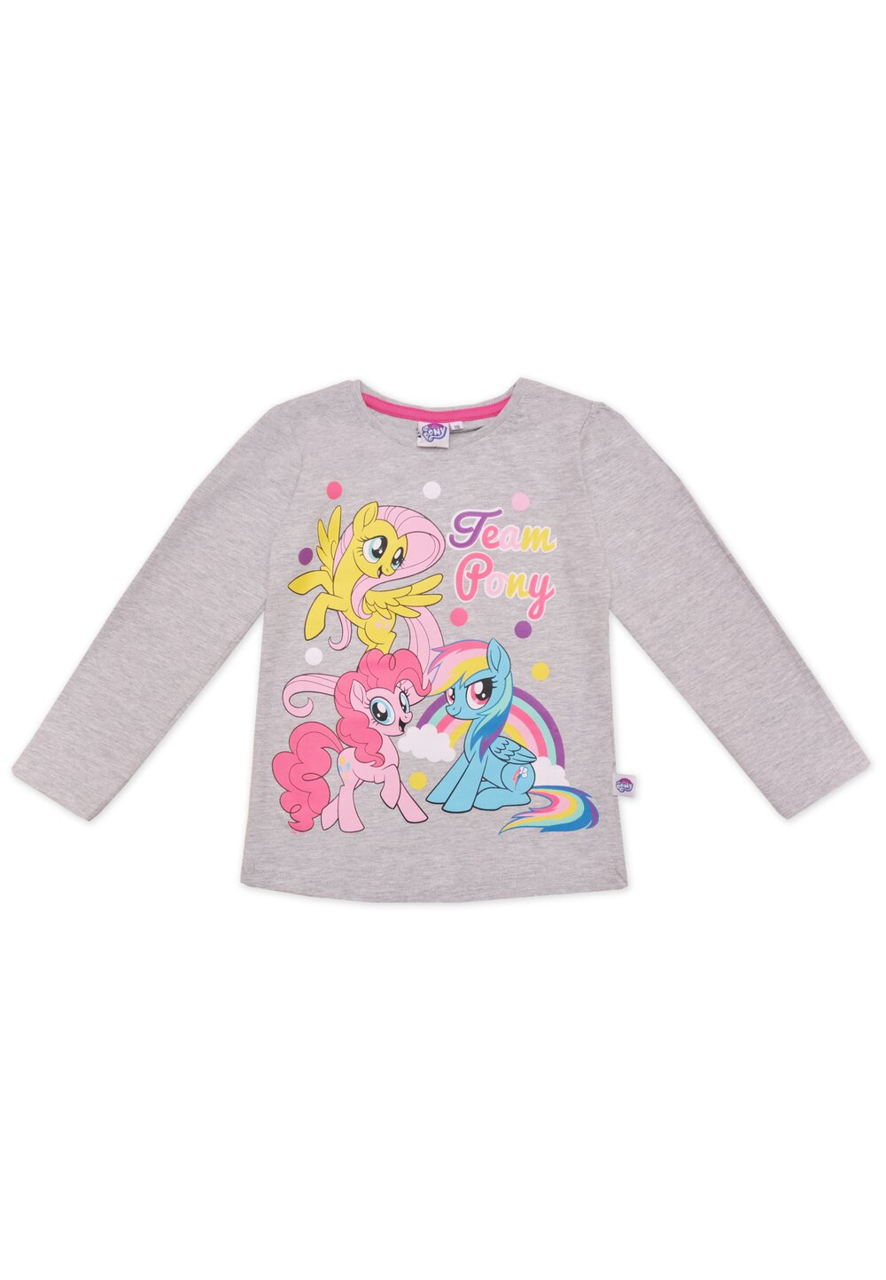 Bluza, Team Pony, gri imagine