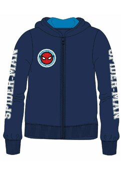 Bluza trening, Spider Man, Power, bluemarin