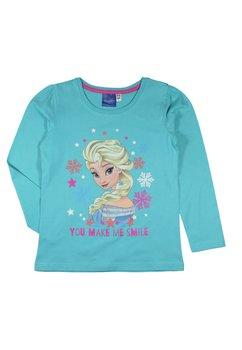 Bluza turcoaz, Elsa, You make me smile