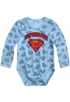 Body disney superman albastru