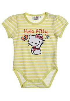 Body Hello Kitty yellow