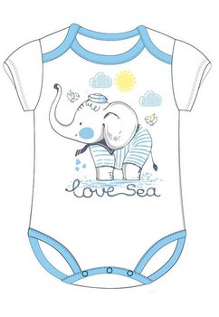 Body maneca scurta, Love sea