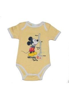 Body Mickey Growing up yellow