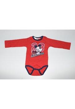 Body Mickey rosu 5617