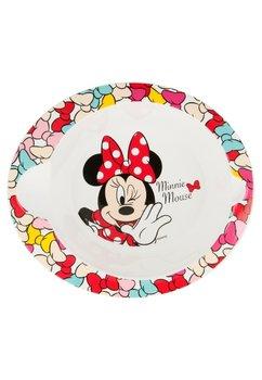 Bol plastic, Minnie Mouse cu fundite colorate