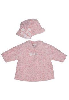 Bundita, roz, cu palarioara