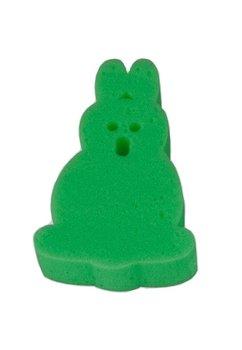 Burete baie, iepuras, verde