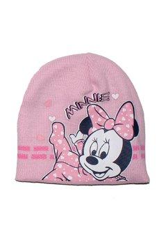 Caciula bebe, roz, Minnie Mouse