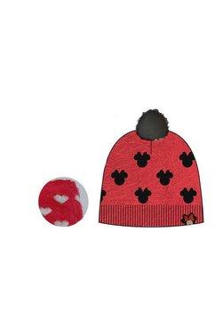 Caciula iarna, Minnie Mouse, rosie