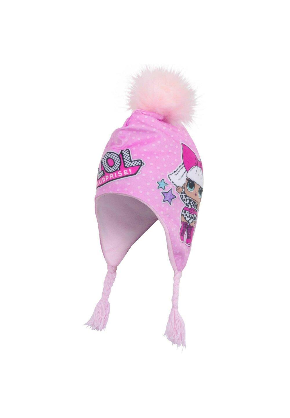 Caciula, Lol Surprise, roz imagine