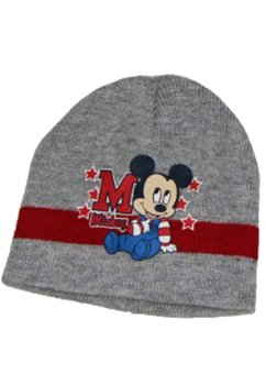 Caciula Mickey gri