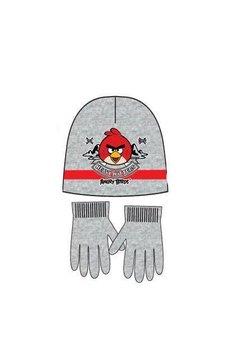 Caciula si manusi, Angry Birds, gri