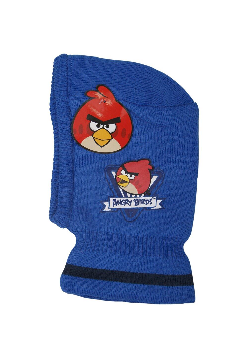 Caciula tip cagula, Angry birds, albastru imagine