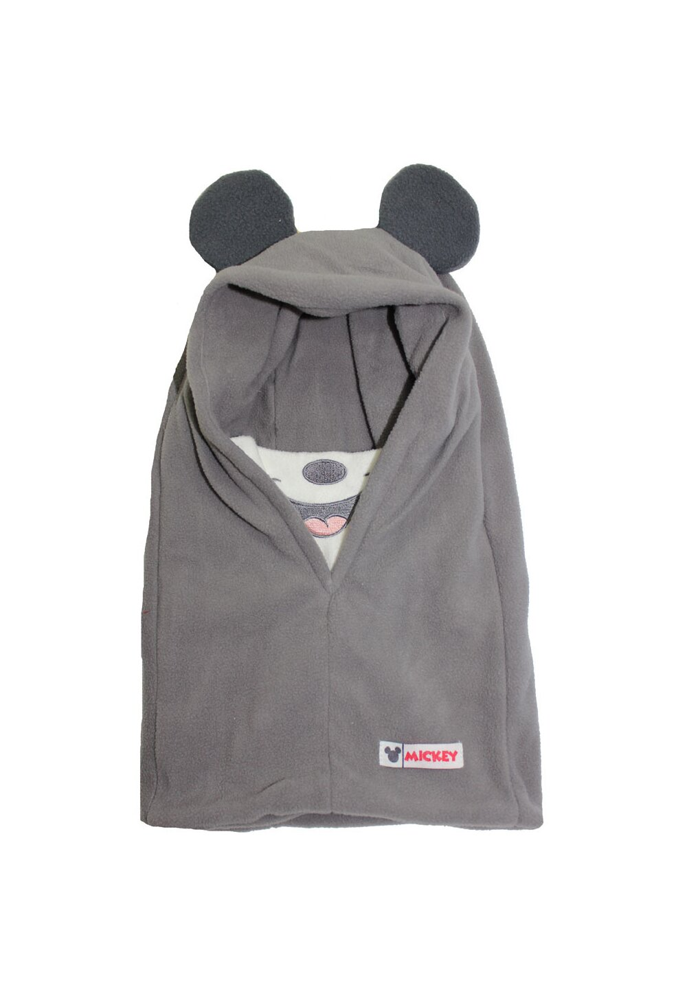Caciula tip cagula, Mickey Mouse, gri deschis imagine