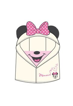 Caciula tip cagula, Minnie Mouse, ivory