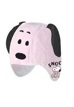 Caciulita blana, Snoopy, roz
