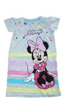 Camasa de noapte, Minnie, cu dungi si buline colorate