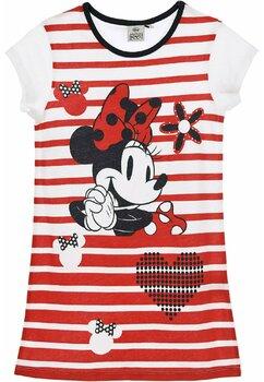 Camasa de noapte, Minnie, dungi si inimioare