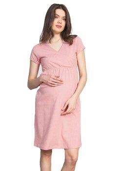 Camasa pentru alaptat, Dory, roz cu buline