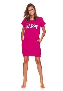 Camasa pentru alaptat, Happy mommy, roz inchis